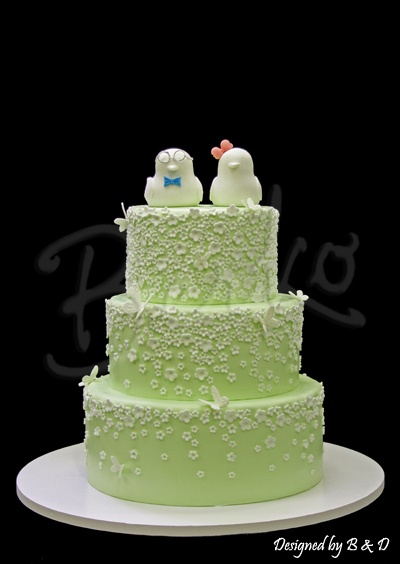pictures of lime green wedding cakes 107 best lime wedding images on flower 18409