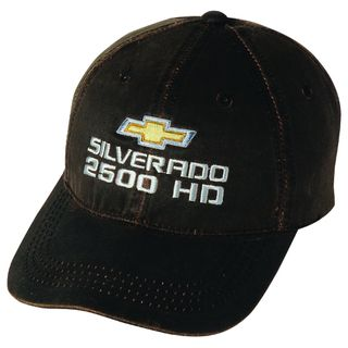Chevy Silverado 2500 HD Weathered Hat