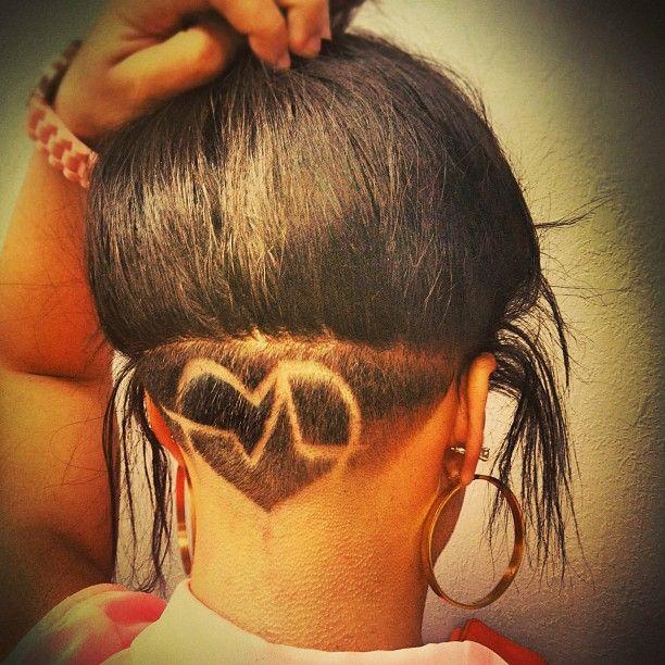 pjsbarbershop's photo undercut barberart. I loveee soo much