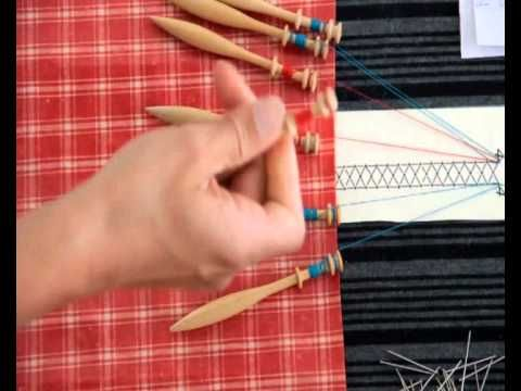 exercice 1 dentelle aux fuseaux