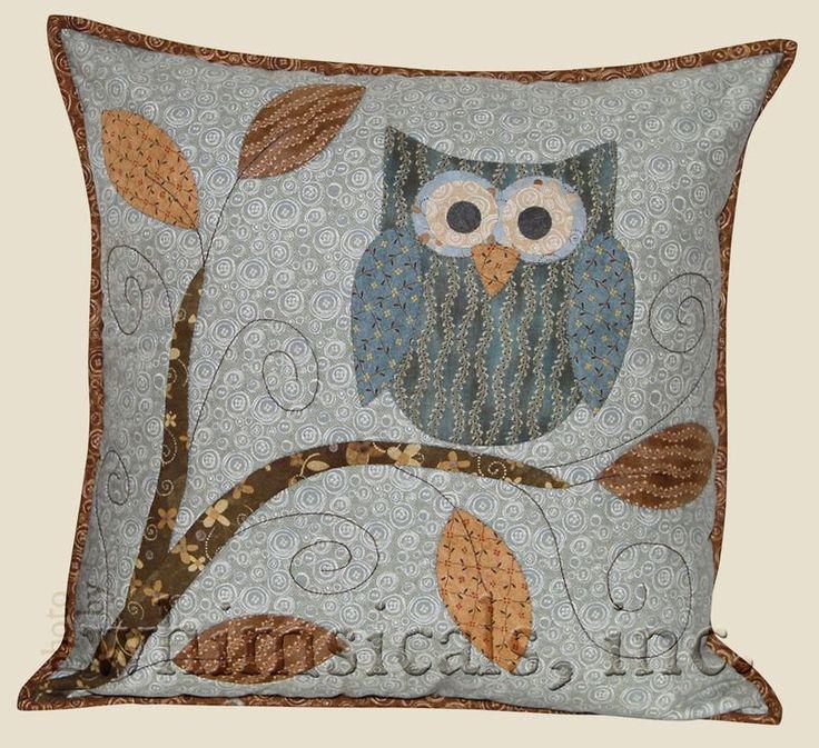 Applique Cushions Tutorial