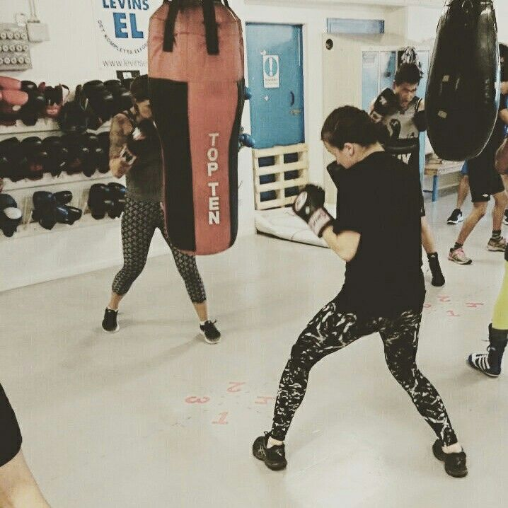 Fighter Boxing Boxning