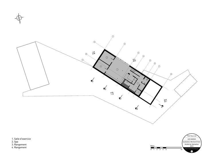 Gallery - Les Marais / Alain Carle Architecte - 13