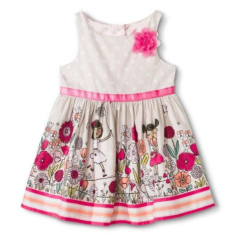 Baby Girls' Dresses from thatgethz.ga Whether you're on the lookout for nautical navy dress with a Peter Pan collar for a vacation or a vibrant yellow floral halter dress for a party, the wide selection of baby girls' dresses from thatgethz.ga features these styles as .
