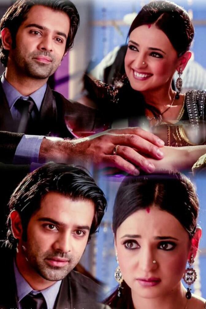 """Arnav """"I love you the way you are. You dont have to change for me."""" & Khushi #ipkknd"""