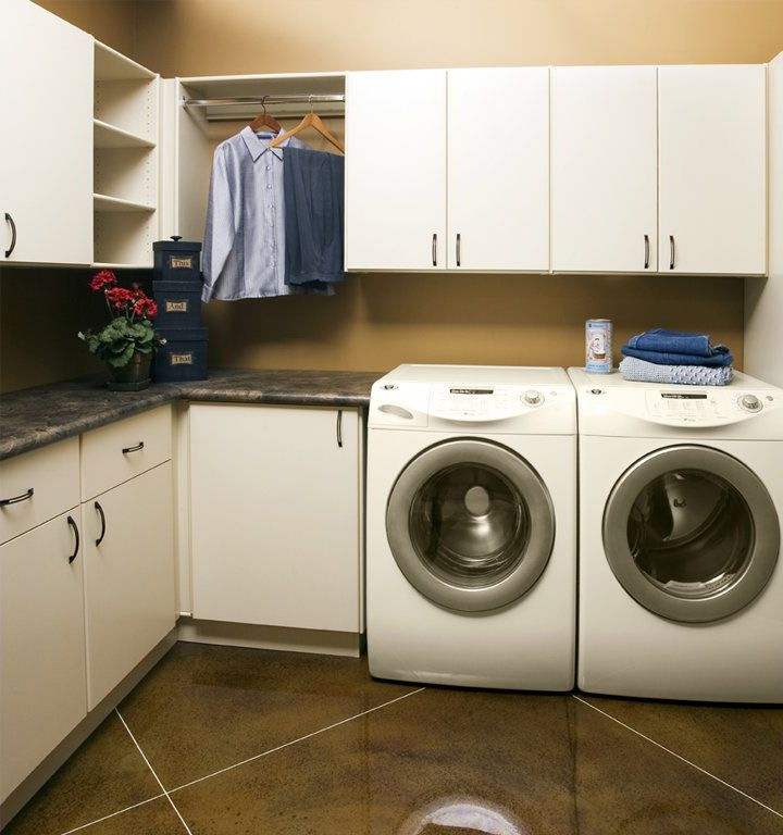 Best Laundry Room Design Ideas Images On Pinterest California - Coolest laundry room design ideas