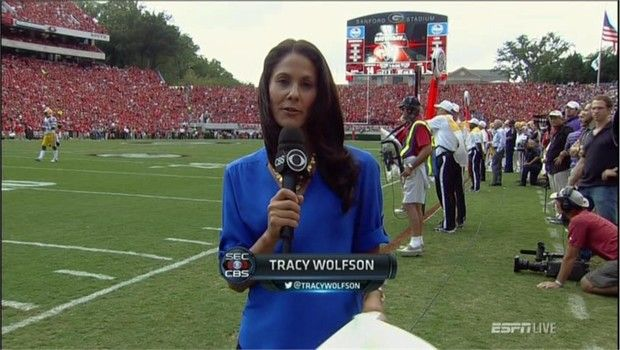 Tracy Wolfson • Biography & Images