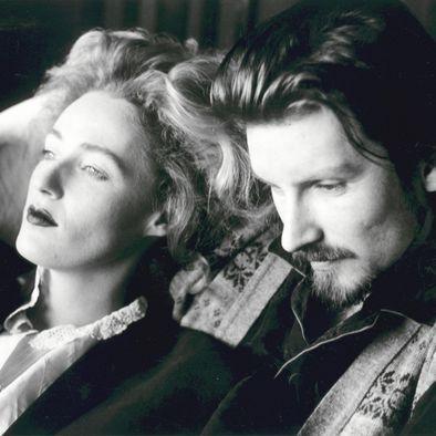 English-Australian neoclassical dark wave band, Dead Can Dance (Lisa Gerrard and Brendan Perry) deadcandance.com