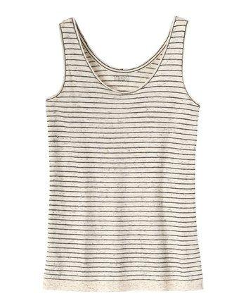Women's Beppu Stripe Vest