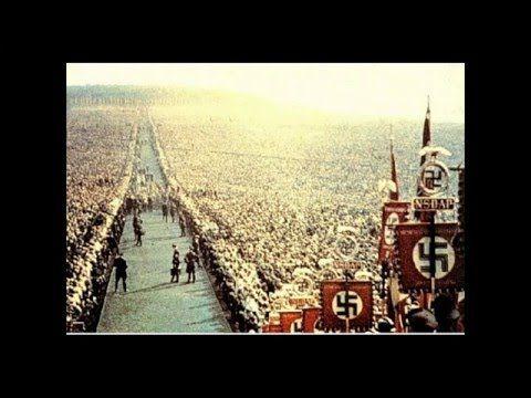 The Nuremberg Rallies 1932-38 - YouTube