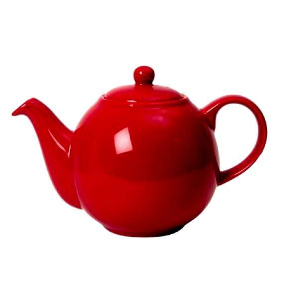 Dzbanek do herbaty 1 l London Pottery czerwony LP-17232160 + Wysyłka już od 8,9 !!!