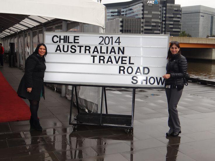 Aerovias DAP: Antarctic Airways presente en Roadshow Australia (Turismo Chile)