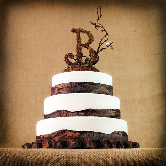 Rustic Woodsy Wedding Ideas: 17 Best Images About Rustic Woodsy Cakes On Pinterest