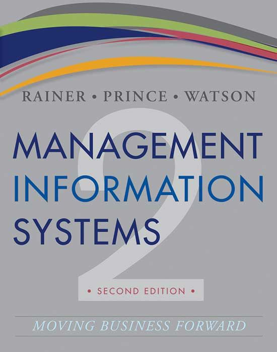 9 best information systems images on pinterest authors textbook management information systems moving business forward 2nd edition by rainer et al uses recent fandeluxe
