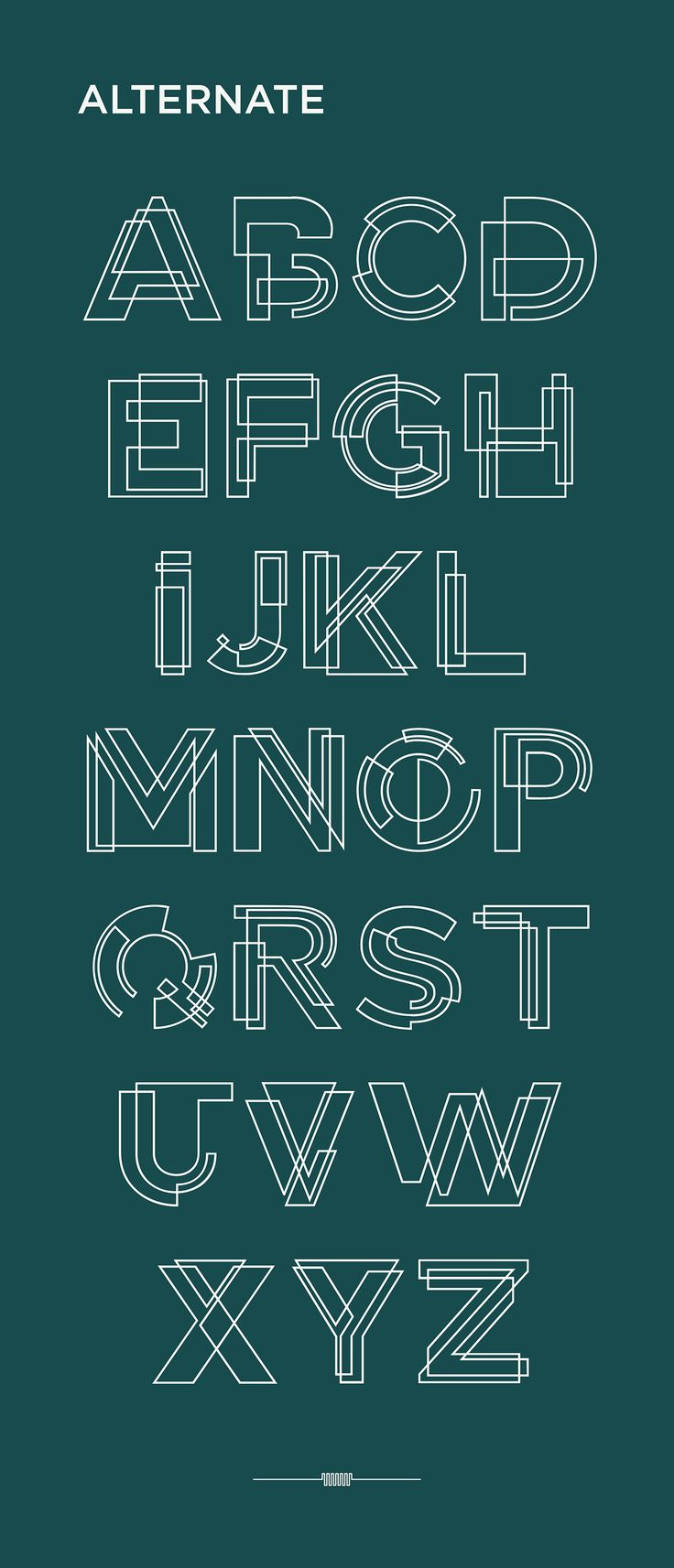 Tesla Font + Free Font