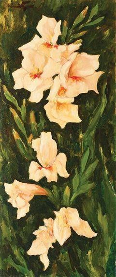 Nicolae Tonitza, Imperial Lilies