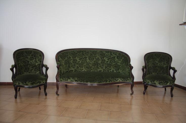 Oltre 20 migliori idee su divano di velluto su pinterest - Divano a pozzetto ...