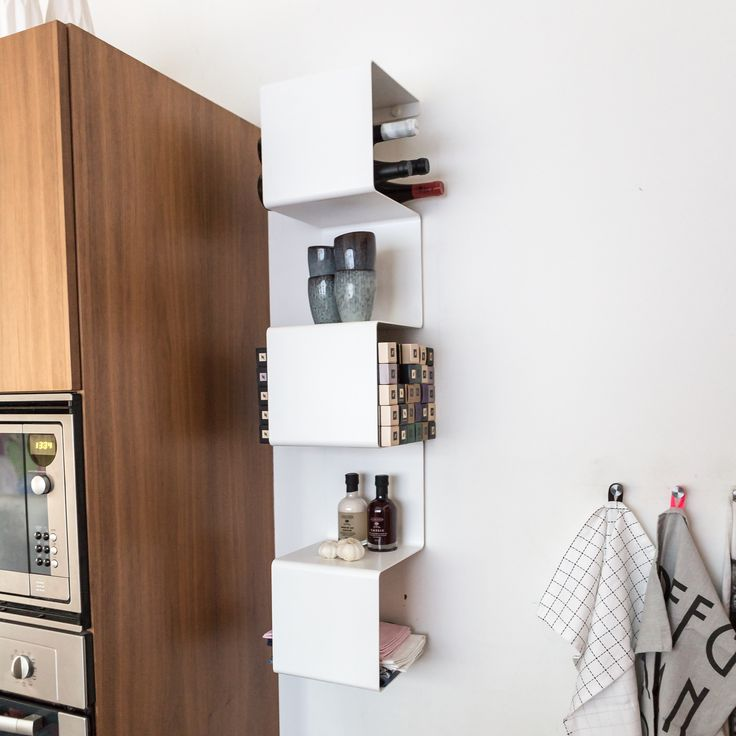 Showcase no. 4 is perfect for the kitchen