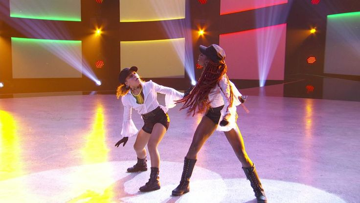 """Watch So You Think You Can Dance Online - Tahani & Comfort's Dancehall Dance from """"The Next Generation: Top 9 Perform + Elimination""""…"""
