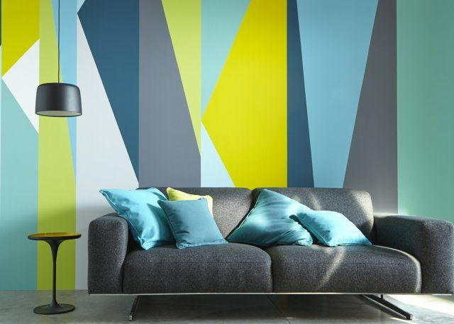 Peinture Chance, Peinture Riviera, Peinture Bambou, Peinture Scarabée, Peinture Gris Bleuté, Peinture Graphite, Peinture Carton