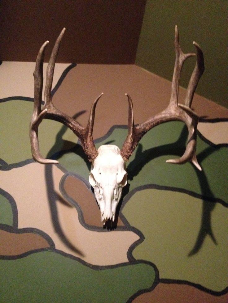 My deer mount!