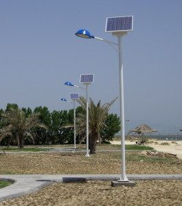 6m Pole 36W LED Design, LED Solar Powered Street Light on Made-in-China.com