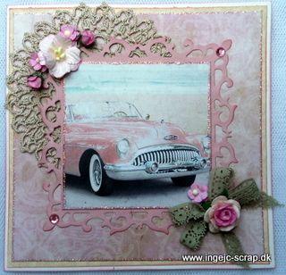 maja design pink car
