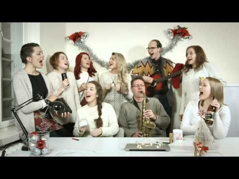 Season's greetings from the University of the Arts Helsinki! - YouTube