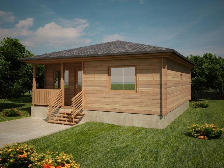 Houtskeletbouw Chalet Apuseni | Houten huis bouwen