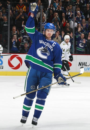 Henrik Sedin All-time Canucks Leading Scorer!