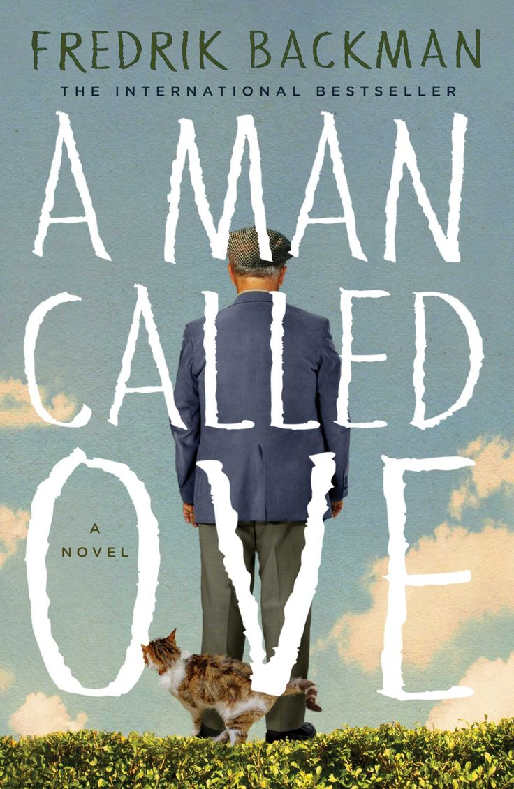 A Man Called Ove  Fredrik Backman