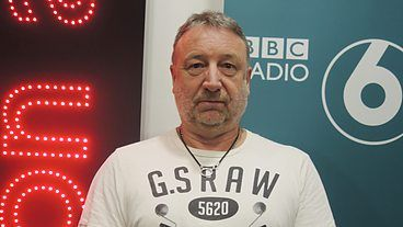 Bass guitarist Peter Hook joins Mark Radcliffe and Stuart Maconie to speak about the online release of Peter Hook and The Light performing Movement and Power, Corruption & Lies live at Manchester Cathedral in January 2013.
