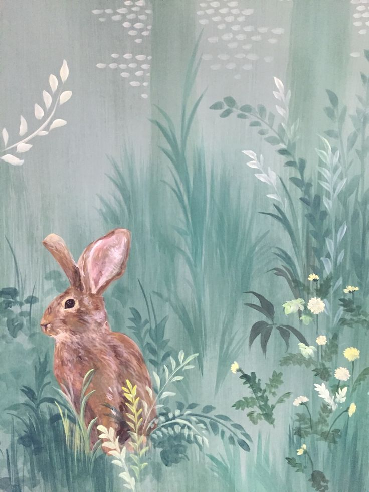 Picta handmade wallpaper - Details of Magic forest collection