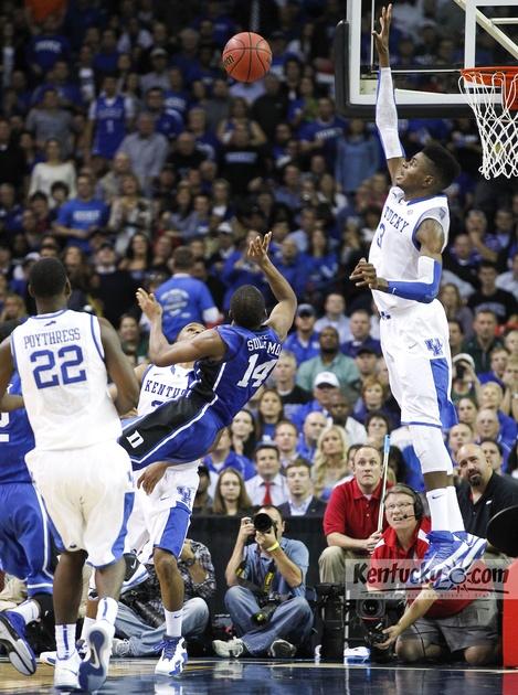 Game action from UK vs. Duke | Basketball Galleries: Men | Kentucky.com