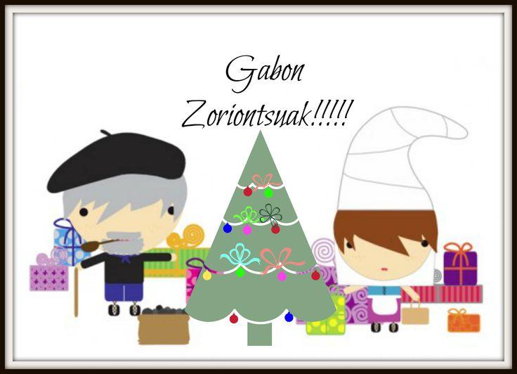Gabon Zoriontsuak