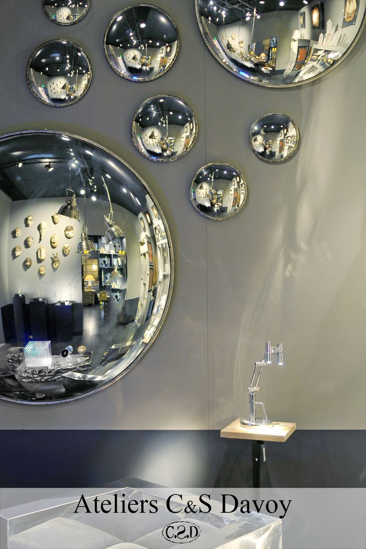 20 best ateliers c s davoy maison objet paris for Miroir sorciere