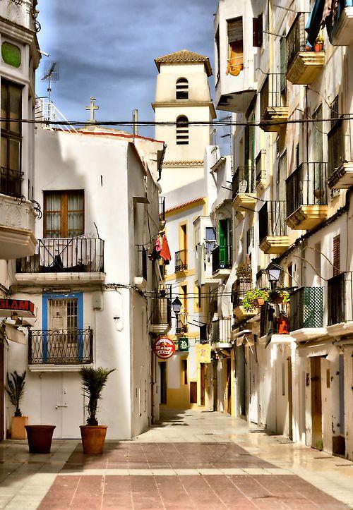 Eivissa - Ibiza - Spain (von Juan Pacheco Tirado)