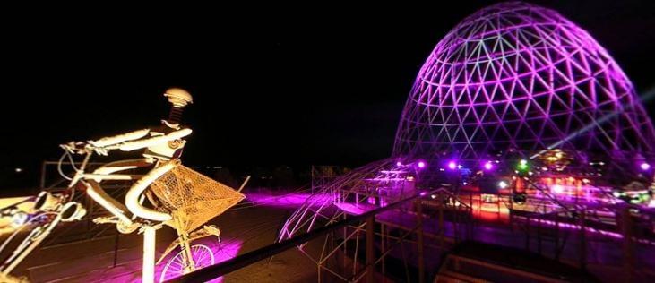 visit to a planetarium essay
