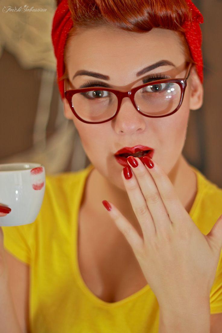 lipstick...