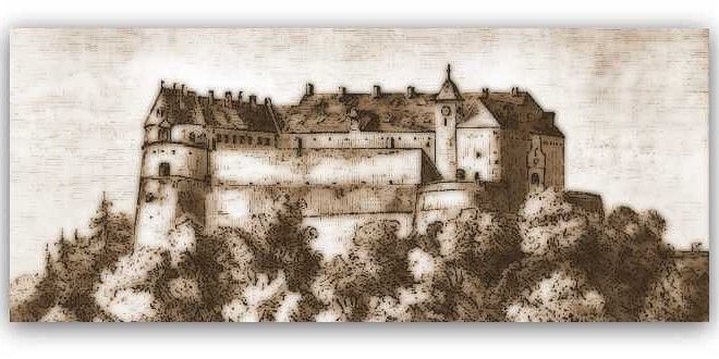 Meeting Benches | Book by autor: CERVENY KAMEN CASTLE, SLOVAKIA: A bench, where love has never turned off.
