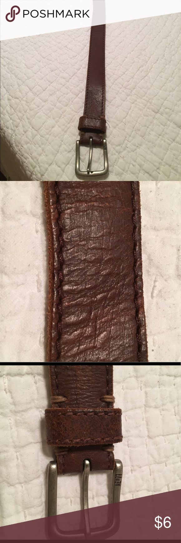 American Outfitter all Leather belt. Size 32. Great condition. Perfect for work or with jeans. American Eagle Outfitters Accessories Belts