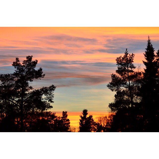 Sunset @ Espoo, Finland