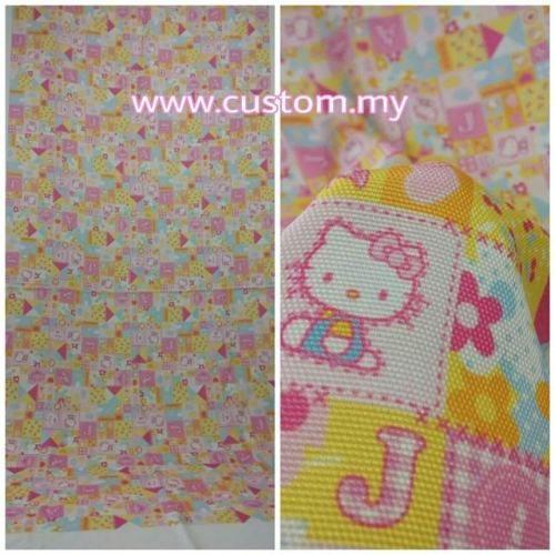Ingin print kain dengan design sendiri?? Lihat design customer...