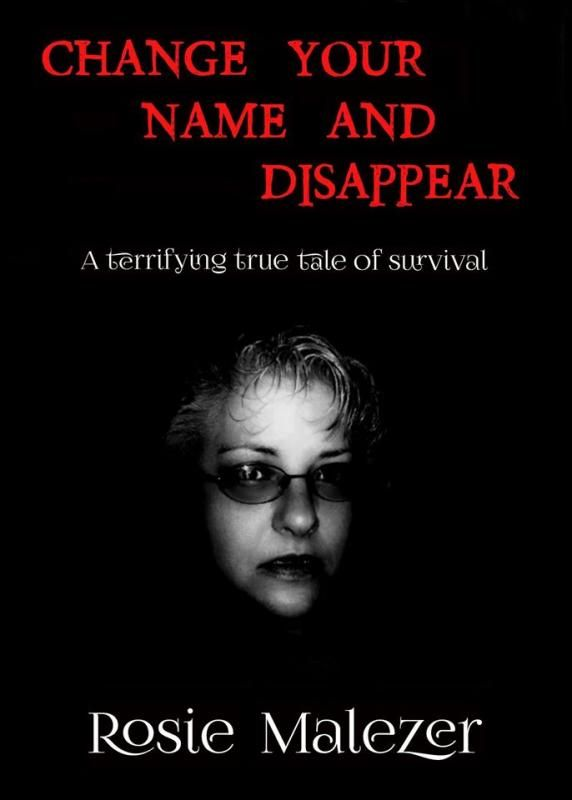Change Your Name and Disappear - AUTHORSdb: Author Database, Books & Top Charts