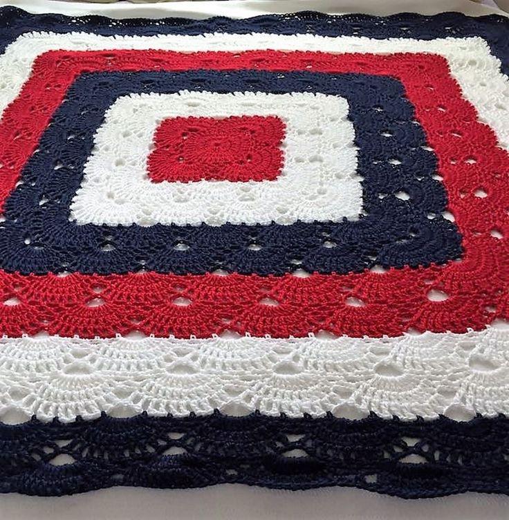 Crochet Pattern Virus Blanket : 17 beste afbeeldingen over Crochet op Pinterest - Gratis ...