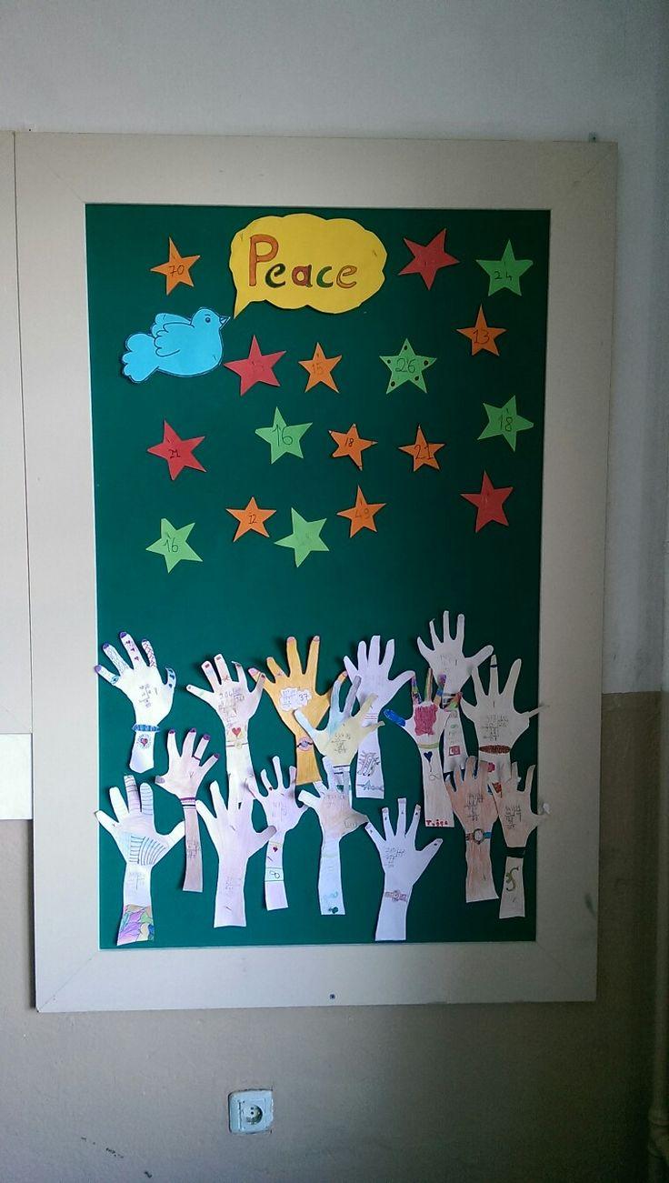 barış peace pano