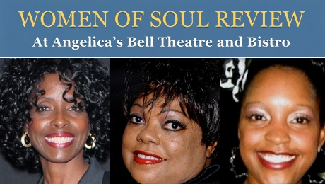 """""""Women of Soul Review"""" @ Angelica's Bistro (Redwood City, CA)"""
