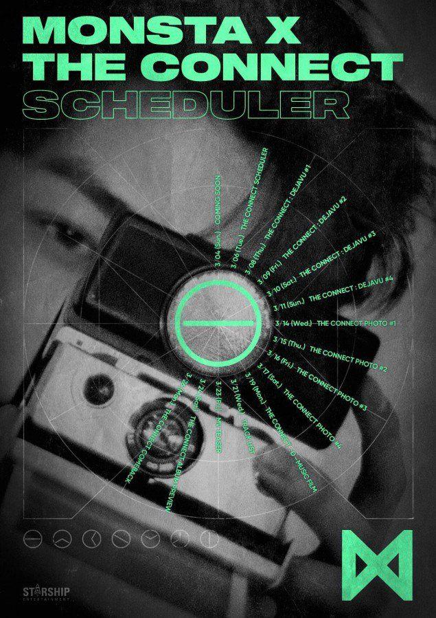 Starship Entertainment unveils MONSTA X's comeback schedule | Koogle TV