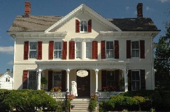 Teaberry's - Flemington, NJ - Victorian House - Lunch - Tea