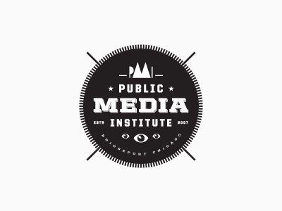Public Media Institute - awesome design